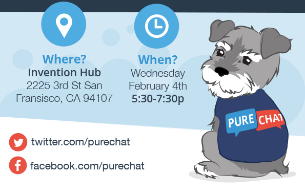 Pure Chat Team Goes to San Francisco