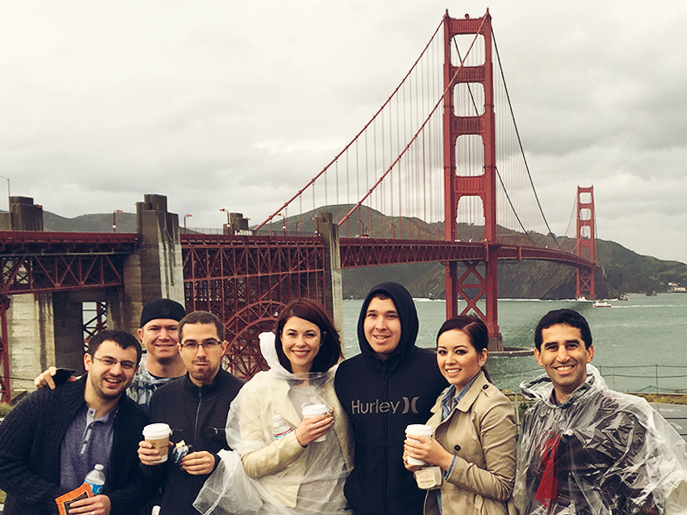 And We're Back…from San Francisco!