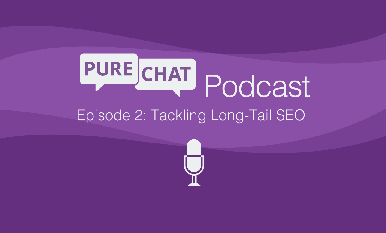 We're Tackling Long-Tail SEO in Podcast #2