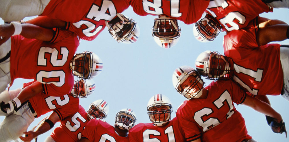 Huddle Up for a Coaching Session with The Sales Whisperer