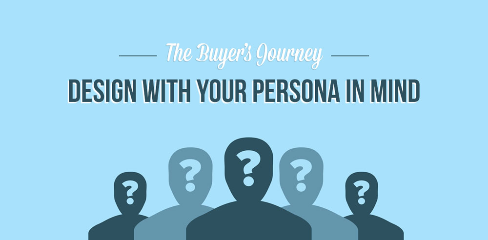 The Buyer's Journey: Design with Your Persona in Mind