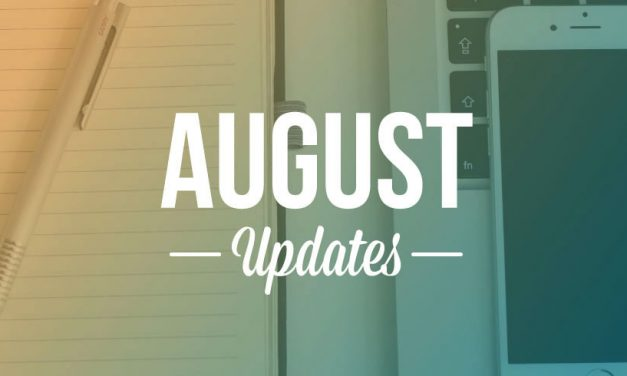 August Updates, New Features and Bug Fixes