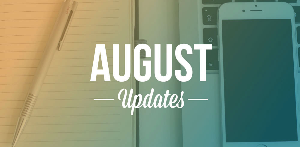 August Updates, New Features and Bug Fixes - Pure Chat Blog