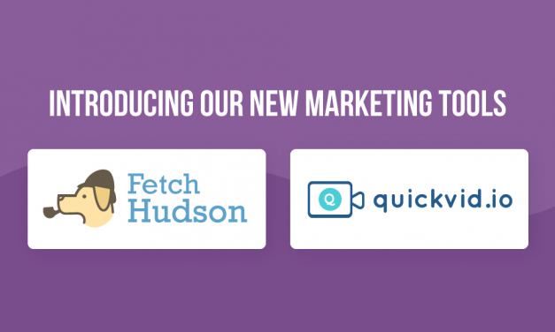 Introducing Our New Marketing Tools: Fetch Hudson & QuickVid.io
