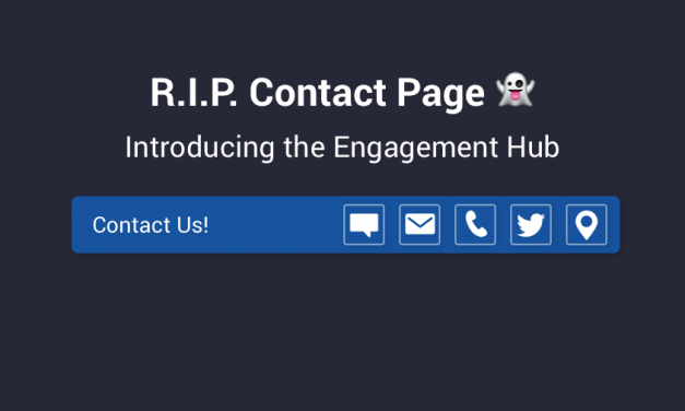 The Engagement Hub: An All New Pure Chat Experience