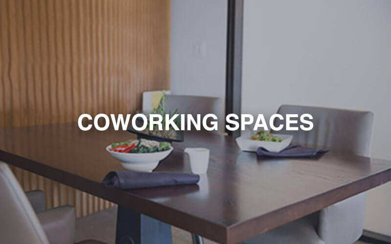 Live chat for coworking spaces