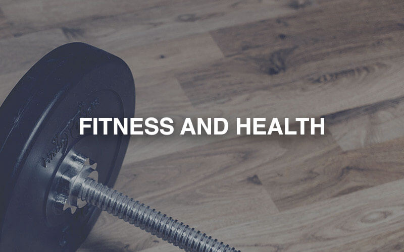 Live chat for health and fitness