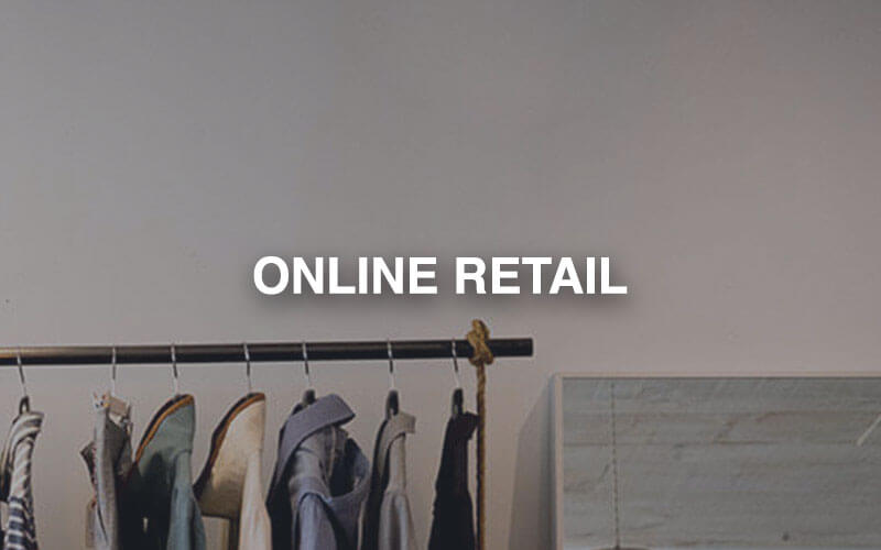 Live chat for online retail