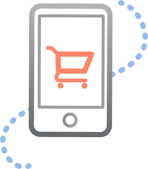 Make mobile shopping easy