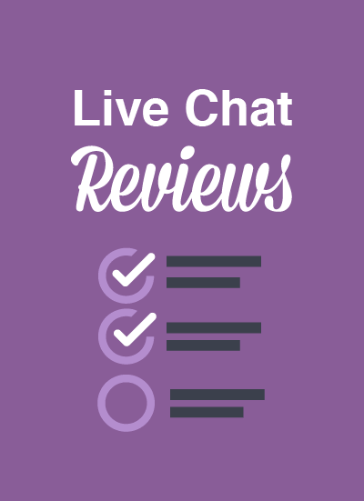 Live chat reviews